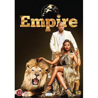 Empire: Säsong 2 (5DVD) (DVD 2016)