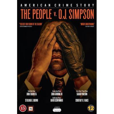 American crime story: Säsong 1 (4DVD) (DVD 2016)