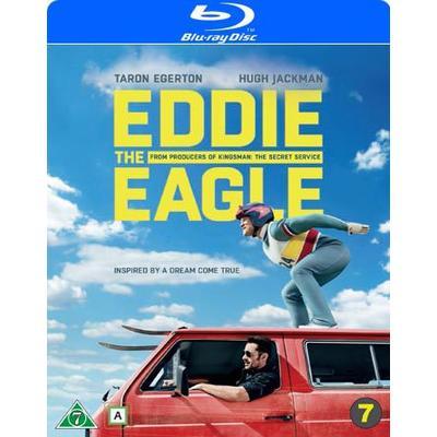 Eddie The Eagle (Blu-ray) (Blu-Ray 2016)