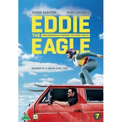 Eddie The Eagle (DVD) (DVD 2016)