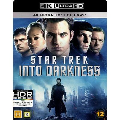 Star Trek 12: Into the darkness (4K Ultra HD + Blu-ray) (Unknown 2013)