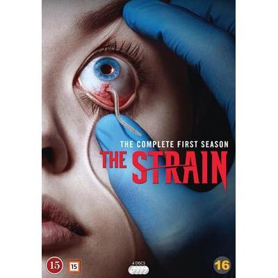 The Strain: Säsong 1 (4DVD) (DVD 2014)