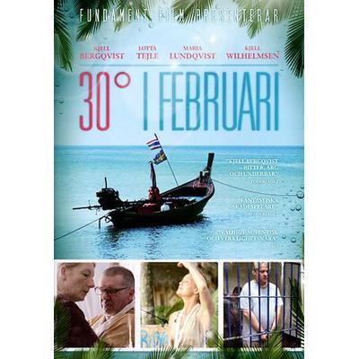 30 grader i februari: Säsong 1 (3DVD) (DVD 2011)