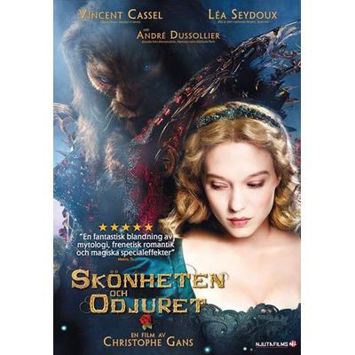 Skönheten och Odjuret (DVD) (DVD 2014)