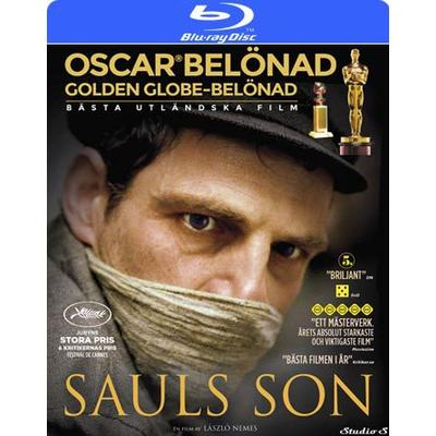 Sauls son (Blu-ray) (Blu-Ray 2015)