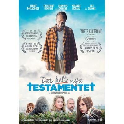 Det helt nya testamentet (DVD) (DVD 2015)