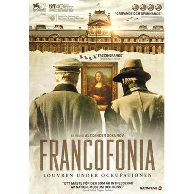 Francofonia - Louvren under ockupationen (DVD) (DVD 2015)