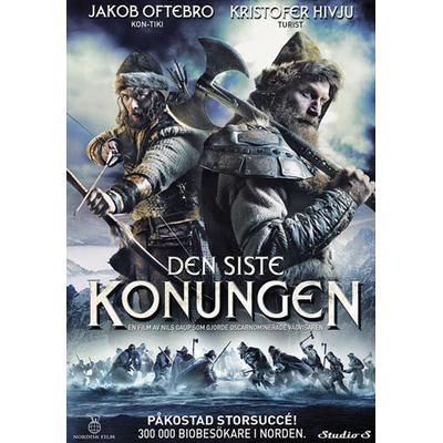 Den siste konungen (DVD) (DVD 2016)