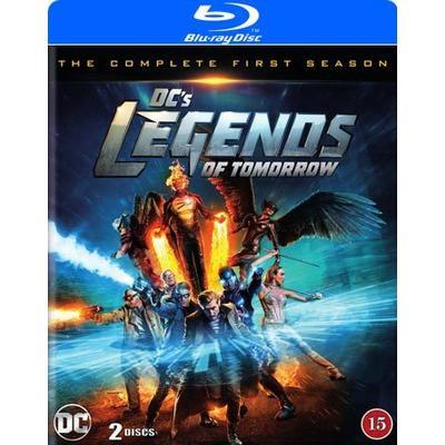 Legends of tomorrow: Säsong 1 (2Blu-ray) (Blu-Ray 2016)