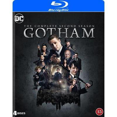 Gotham: Säsong 2 (4Blu-ray) (Blu-Ray 2016)