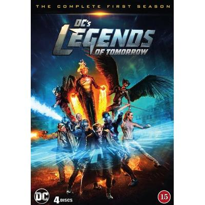 Legends of tomorrow: Säsong 1 (4DVD) (DVD 2016)