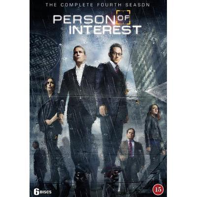 Person of interest: Säsong 4 (6DVD) (DVD 2016)