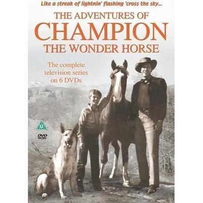 Champion The Wonder Horse (6DVD) (DVD 2016)