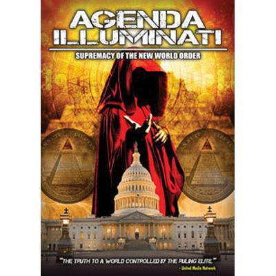 Agenda Illuminati/Supremacy Of The New World... (DVD) (DVD 2016)