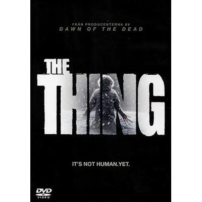 The thing (2011) (DVD) (DVD 2011)