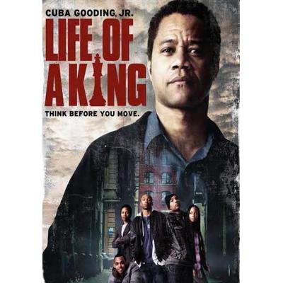 Life of a king (DVD) (DVD 2016)