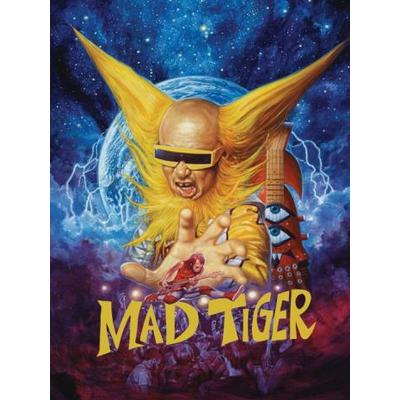 Mad Tiger (2DVD) (DVD 2016)