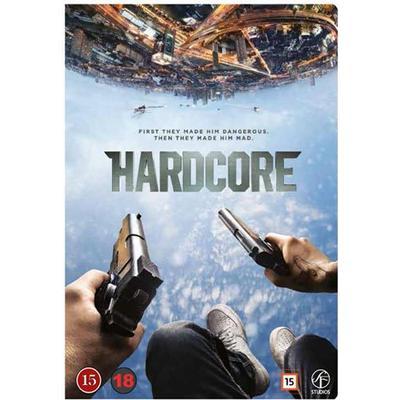 Hardcore (DVD) (DVD 2015)