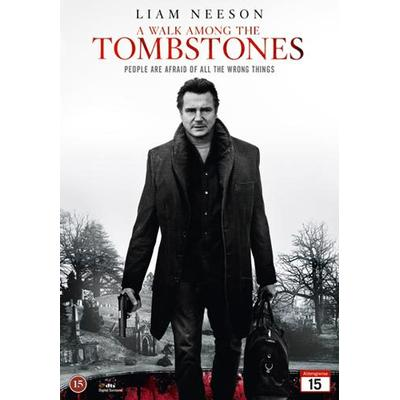 A walk among the tombstones (DVD) (DVD 2014)