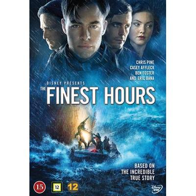 The finest hours (DVD) (DVD 2016)