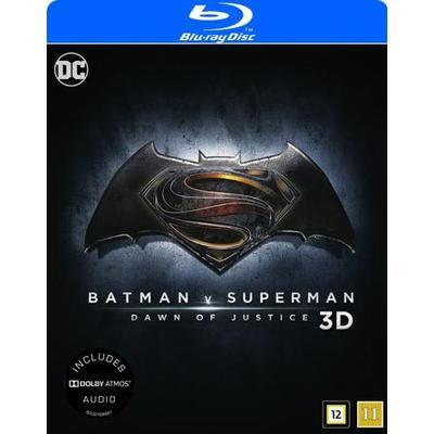 Batman V Superman: Dawn of justice (Blu-ray 3D + Blu-ray) (3D Blu-Ray 2016)