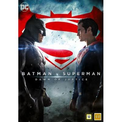 Batman V Superman: Dawn of justice (DVD) (DVD 2016)