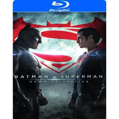 Batman V Superman: Dawn of justice (Blu-ray) (Blu-Ray 2016)