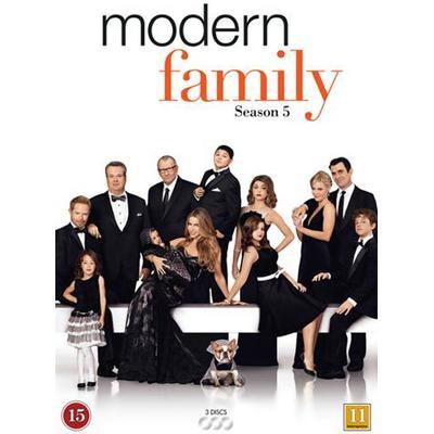 Modern family: Säsong 5 (3DVD) (DVD 2014)