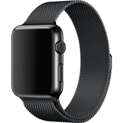 Apple Watch Series 1 38mm Stainless Steel Case with Milanese Loop