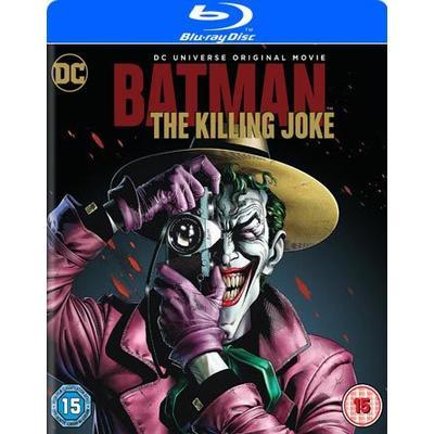 Batman: The Killing Joke (Blu-ray) (Blu-Ray 2016)