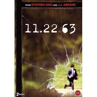 11.22.63: Säsong 1 (2DVD) (DVD 2016)