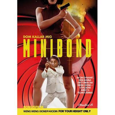 Dom kallar mig Mini-Bond (DVD) (DVD 2014)
