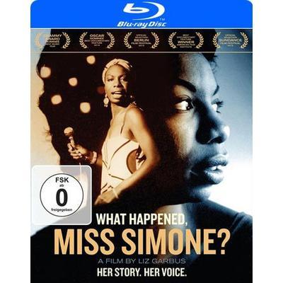 What happened Miss Simone? (Blu-ray) (Blu-Ray 2016)
