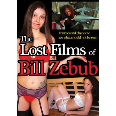 Lost Films Of Bill Zebub (DVD) (DVD 2016)