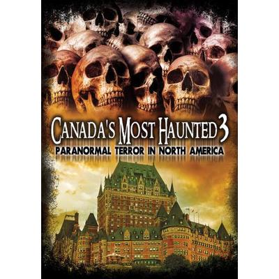 Canada's Most Haunted 3 - Paranormal Terror (DVD) (DVD 2016)