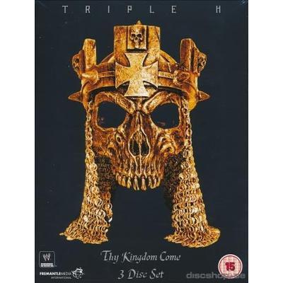 Triple H - Thy Kingdom Come (Wrestling) (3DVD) (DVD 2015)