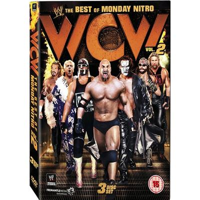 Best Of WCW Monday Night Nitro (Wrestling) (3DVD) (DVD 2015)