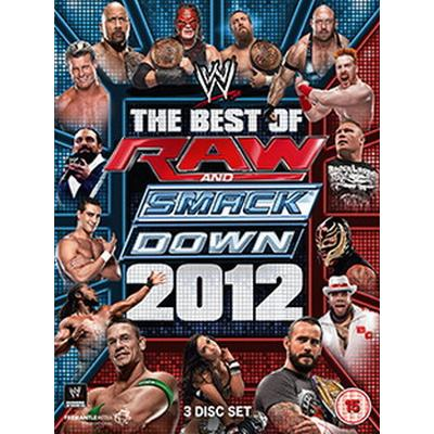 Best Of Raw & Smackdown 2012 (Wrestling) (3DVD) (DVD 2015)