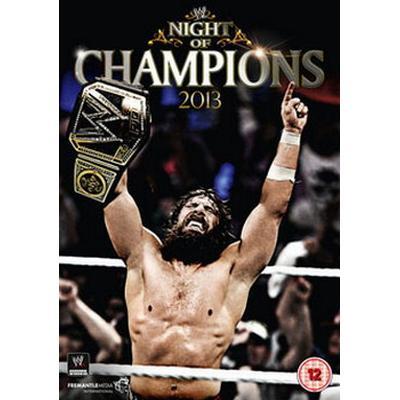 Night Of Champions 2013 (Wrestling) (DVD) (DVD 2015)