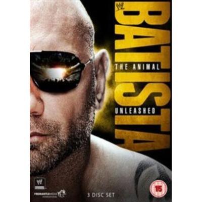 Batista - The Animal Unleashed (Wrestling) (3DVD) (DVD 2015)