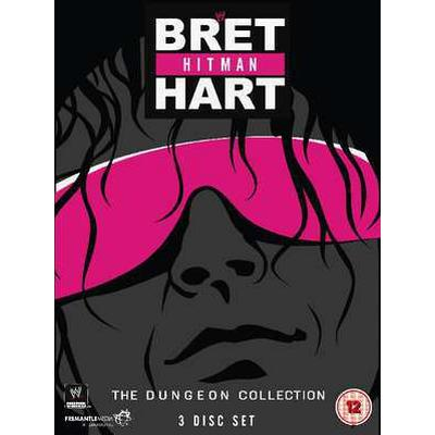 Bret Hit Man Hart (Wrestling) (3DVD) (DVD 2015)