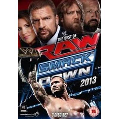 Best Of Raw & Smackdown 2013 (Wrestling) (3DVD) (DVD 2015)