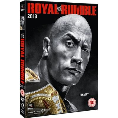 Royal Rumble 2013 (Wrestling) (DVD) (DVD 2015)