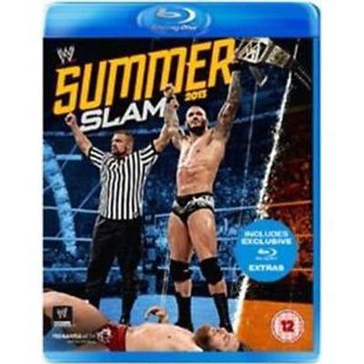 Summerslam 2013 (Wrestling) (Blu-ray) (Blu-Ray 2015)