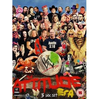 Attitude Era (Wrestling) (3DVD) (DVD 2015)