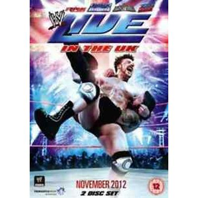 Live In The UK November 2012 (Wrestling) (2DVD) (DVD 2015)