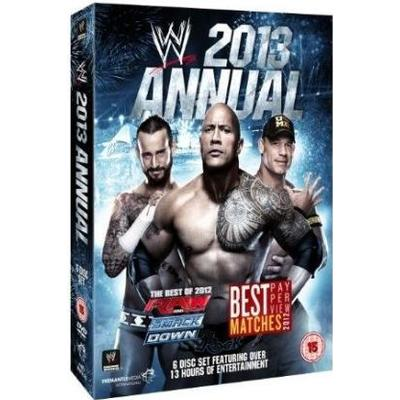 WWE: 2013 Annual (Wrestling) (6DVD) (DVD 2015)