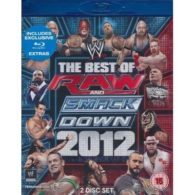 Best Of Raw & Smackdown 2012 (Wrestling) (2Blu-ray) (Blu-Ray 2015)