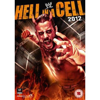 Hell In A Cell 2012 (Wrestling) (DVD) (DVD 2015)