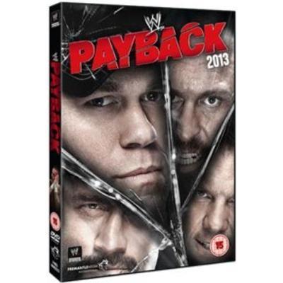 Payback 2013 (Wrestling) (DVD) (DVD 2015)